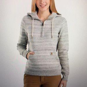 Carhartt Clarksburg Half Zip Sweatshirt